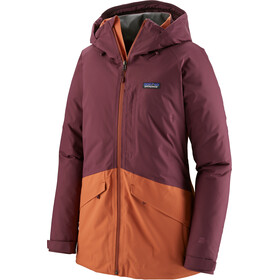 Patagonia Snowbelle Insulated Jacket Dame light balsamic